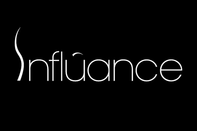 Influance Hair Care Logo
